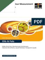 Oils and Fats Brochure