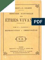 E.aubert - Histoire Naturelle Des Etres Vivants T2 F1