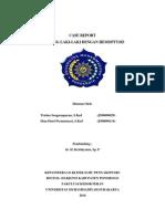 Cover Case Report paru