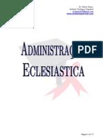 Administração Eclesiastica