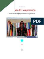 Grados de Comparación en Arquetipología