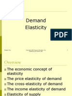 04 Demand Elasticity -Revised