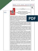 Manifesto Autogestionário - Resenha de livro de Nildo Viana - Lucas Maia dos Santos