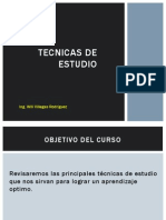 Introduccion Tecnicas de Estudio