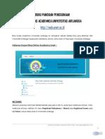 Manual Guide Blog Unair