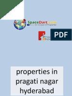 Properties in Pragati Nagar Hyderabad