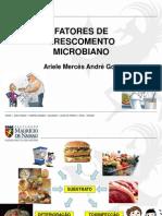 Fatores de Crescimento Microbiano