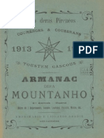 Armanac dera Mountanho. - Annado 06, 1913