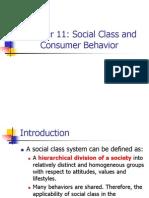 Ch 11 Socialclass