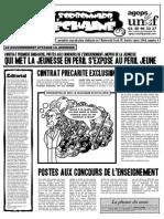 Le Sorbonnard Déchaîné n°4 (fev/mars 2006)