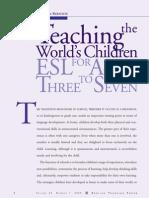 w1 Ashworth Teaching Children