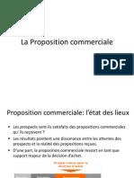 La Proposition Commerciale