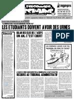 Le Sorbonnard Déchaîné n°17 (fev 2008)