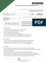 AGENTE ADMINISTRATIVO FCC PROVA.pdf