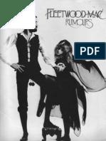 Fleetwood Mac Rumours PDF