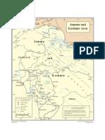 Map - Kashmir