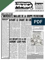 Le Sorbonnard Déchaîné n°23 (juin 2009)