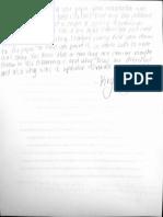 Genre Analysis Peer Review