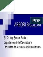 Arbori bicolori