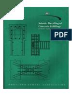 Seismic Detailing of Concrete Buildings