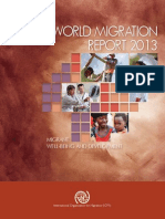 IOM (2013) World Migration Report_north-South