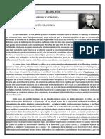 Filosofia, Ciencia y Metafisica