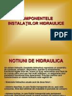 INSTALATII_HIDRAULIOCE