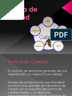 2. Politica de Calidad