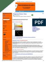Fluanxol Depot - Antipsicóticos - Psicofármacos Información