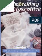 Embroidery Cross Stitch