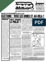 Le Sorbonnard Déchaîné n°33 bis (fev 2012)