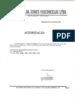 AUTORIZAÇÃO RICARDO