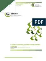 Cloud Computing y Software de Fuentes Abiertas
