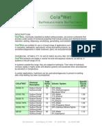 ColaWet Sulfosuccinate Surfactants