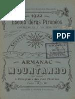 Armanac dera Mountanho. - Annado 15, 1922