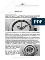 Valbray Press Release Argentique Grey