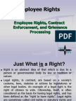 Employee Right May 2013