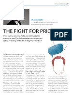 The Fight for Priority