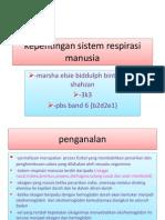 contoh presentation pbs