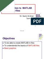 Intro Matlab