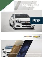 Chevrolet US Malibu 2014