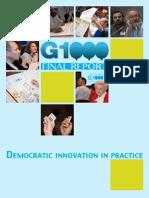 G1000 en Website