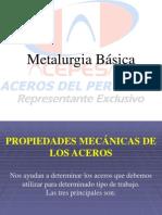 1. Metalurgia Basica