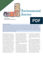 Environmental Journey - Regulation Development Process