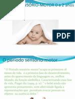 Sensorio Piaget