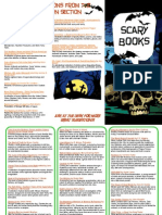 Scary Story List (Goosebumps Update)