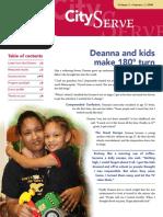 deanna rejoins kids after daily escape