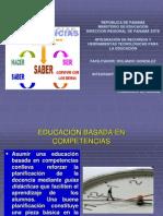 proyecto de aprendizaje  basado en competencias