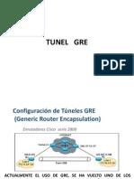 TUNEL   GRE