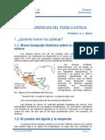 6. Los Aztecas